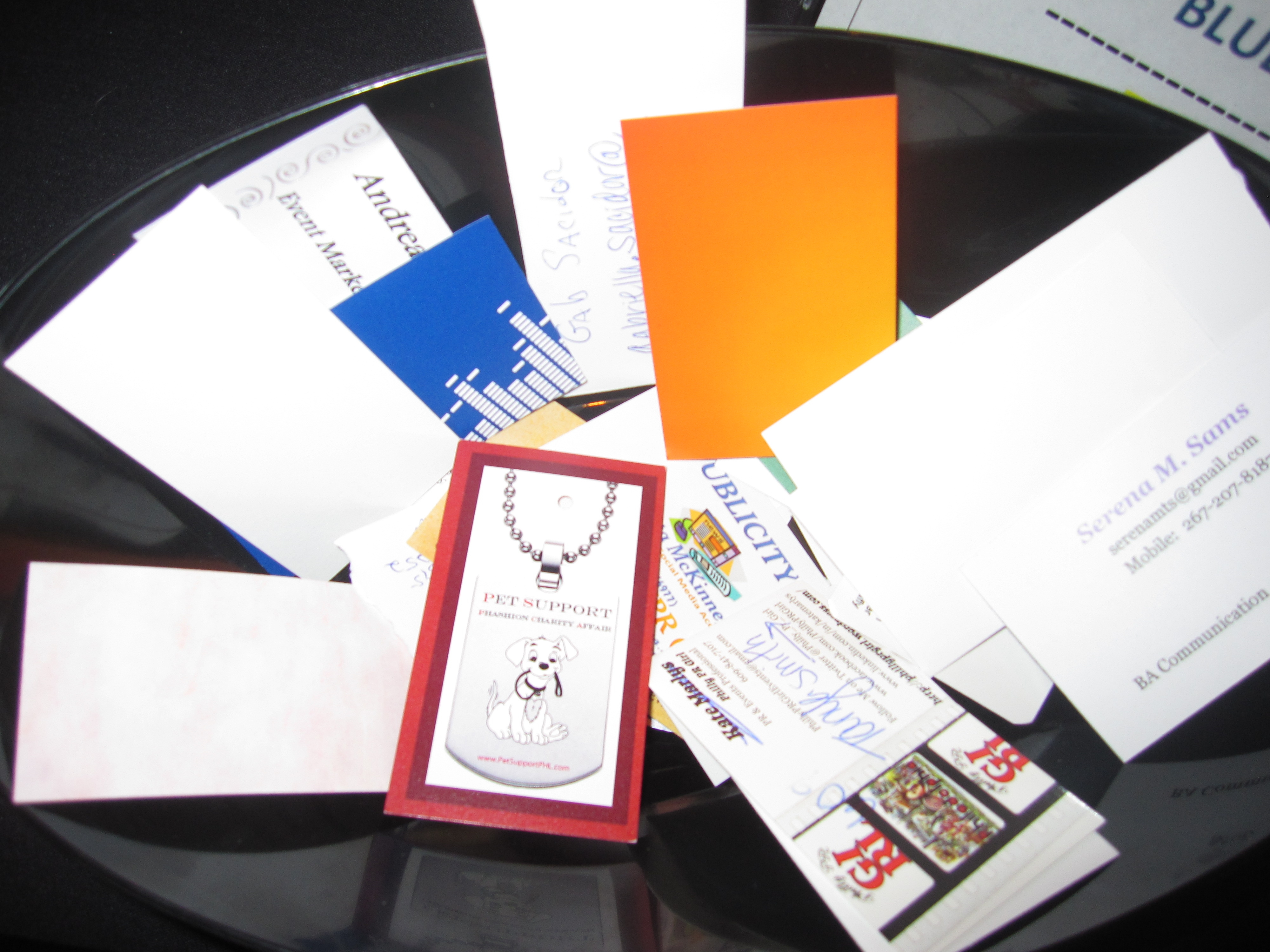 Business Cards | Philly PR Girl