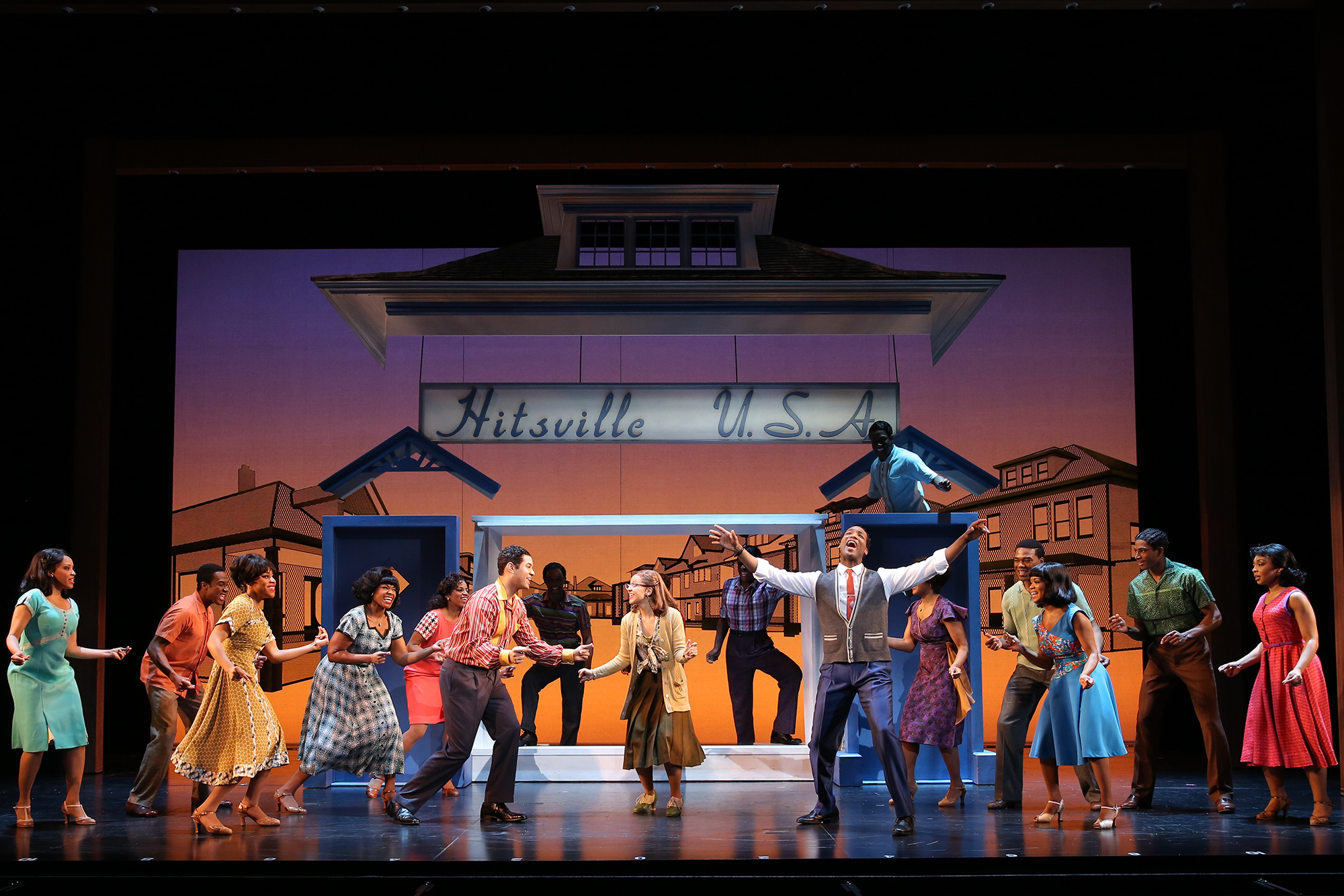 Gordy Movie Cast pertaining to broadway philadelphia presents motown the musical