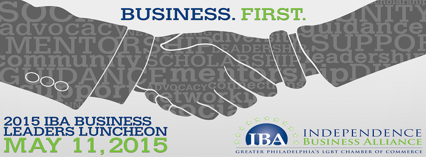 iba business luncheon