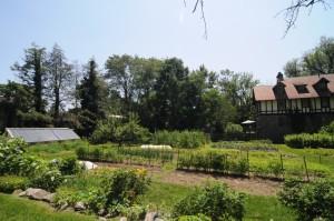 Photo by the Wyck Home Farm