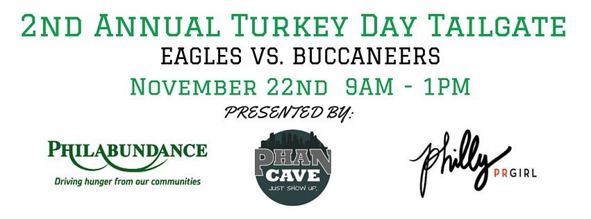 2nd Annual Turkey Day Tailgate