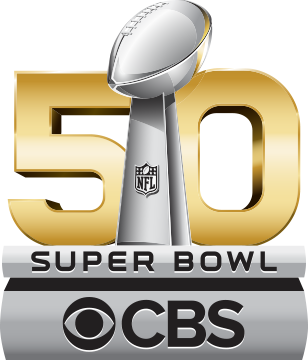 Logo of Super Bowl 50