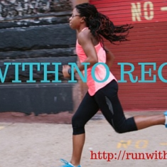 Q&A with Run With No Regrets Blogger, Janelle Johnson