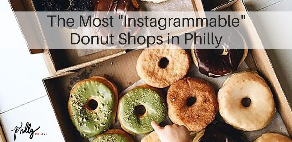 instagrammable donut shops in philly