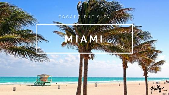 Escape the City: Miami Edition