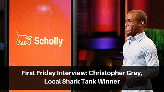 First Friday: Christopher Gray, Scholly