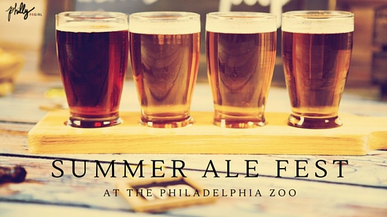 Summer Ale Fest at the Philadelphia Zoo