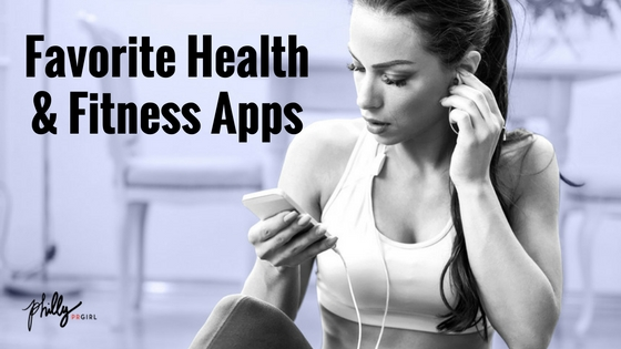 Favorite Health & Fitness Apps (1)