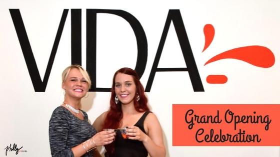 VIDA Airbrush Tans Grand Opening Celebration