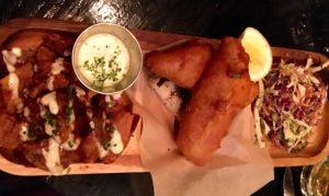 Bud & Marilyn's Friday Night special: fish fry