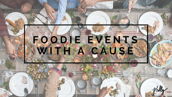 Foodie Events with a Cause