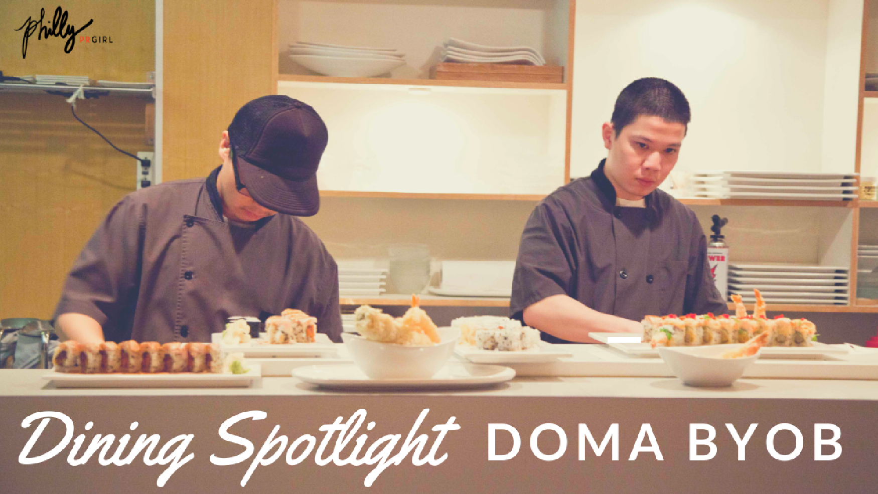 Dining Spotlight: Doma BYOB