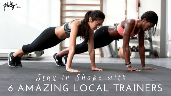 Stay in Shape with 6 Amazing Local Trainers