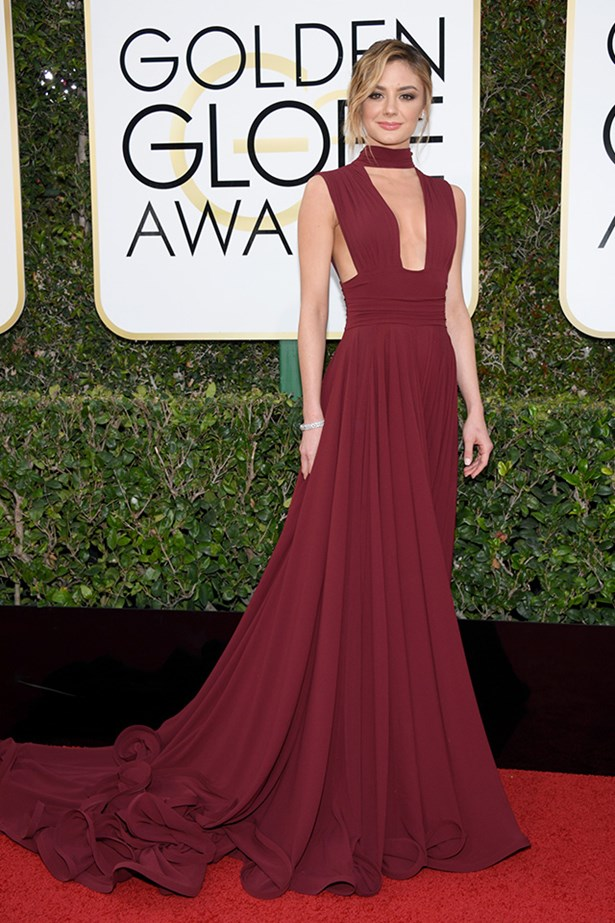 golden-globes-2017-all-the-looks-christine-evangelista