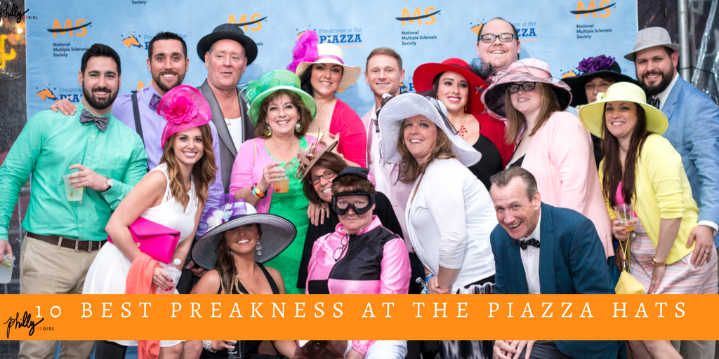 10 Best Preakness at the Piazza Hats