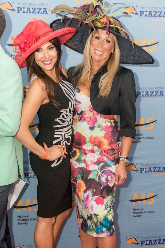 Best Preakness at the Piazza Hat: Kriss Gross