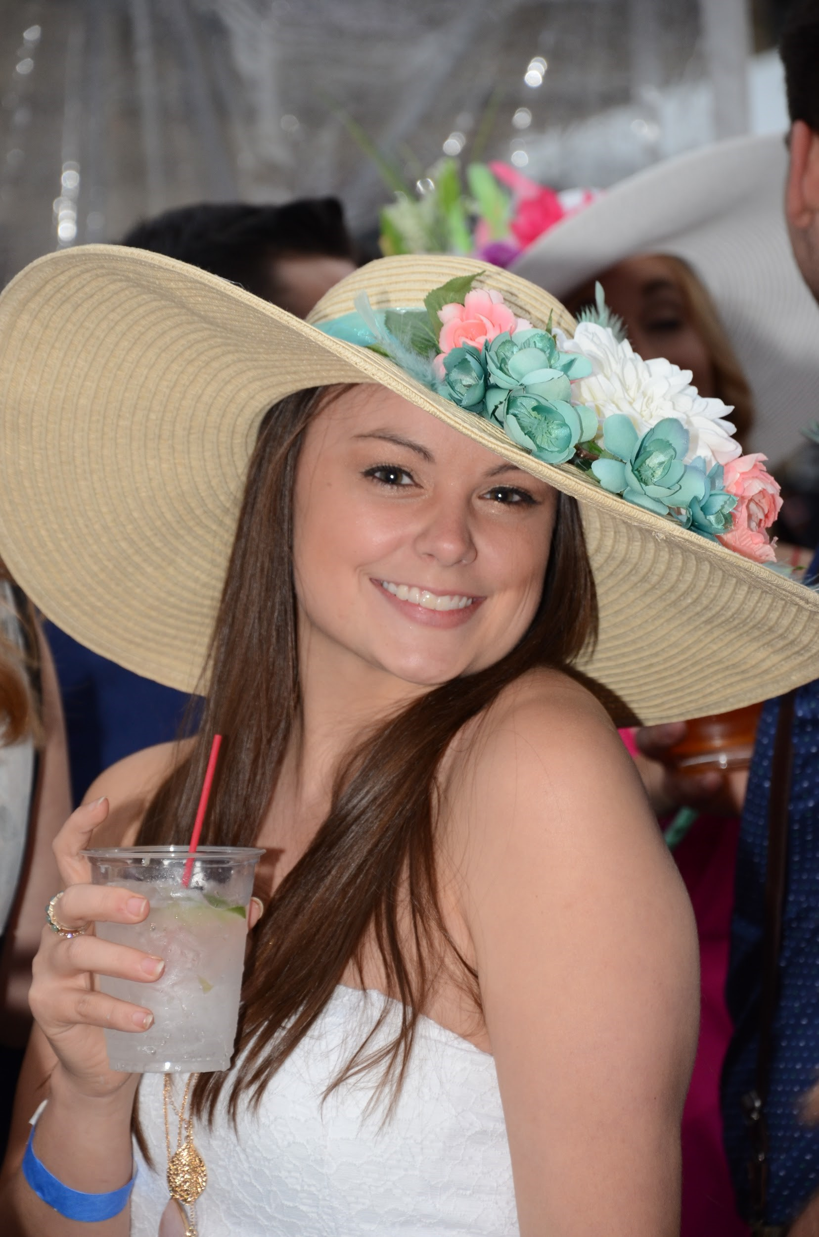 Best Preakness at the Piazza Hat: Unknown