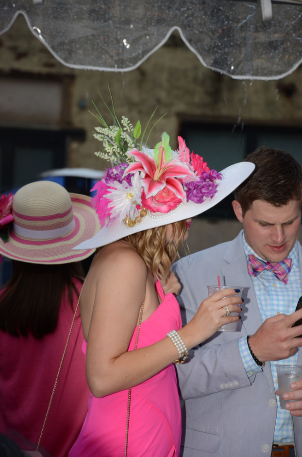 Best Preakness at the Piazza Hat 2016